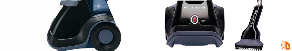 Analisis de la plancha vertical Rowenta Compact valet
