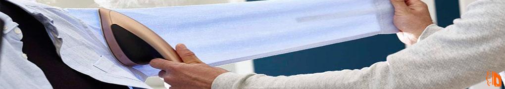 Potencia y Capacidad de plancha de vapor vertical