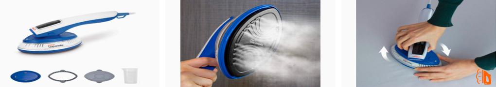 plancha vertical vapor